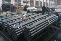 Black Drill Rod Seamless Drill Pipe High Tolerance 3 - 11.8m Length 2 - 15m WT Size