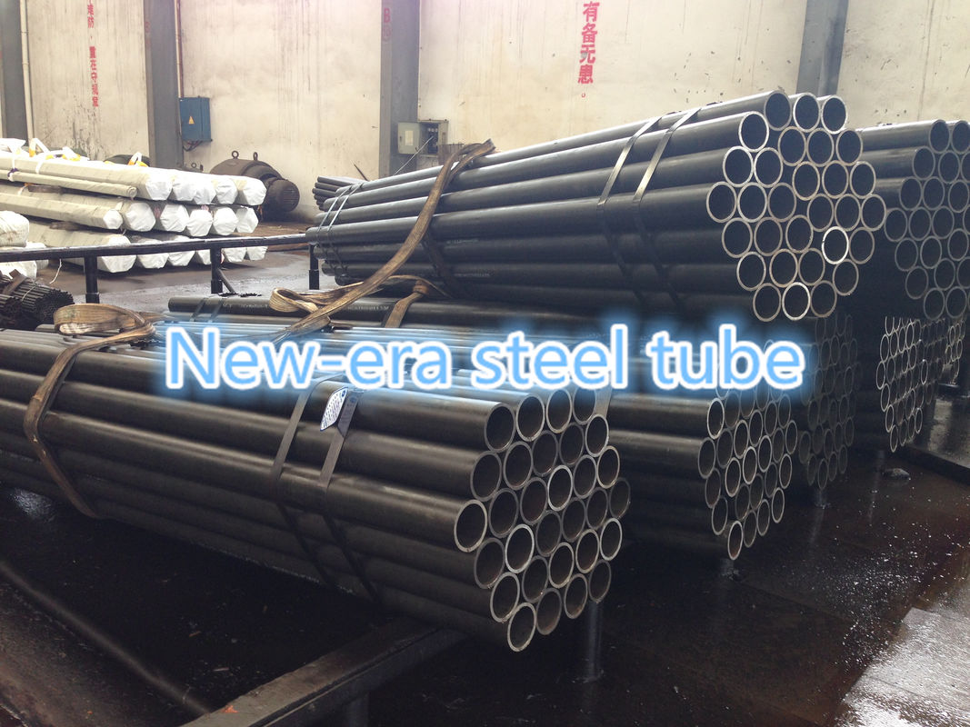 Smooth Surface Precision Seamless Steel Tube Cold Drawn EN10305-1 E235 E355 +SRA +N