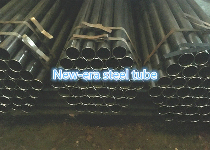 Round Cold Drawn Seamless Steel Tube GOST9567 Max 12000mm Length